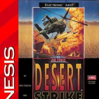 دانلود بازی Desert Strike:Return to the Gulf برای اندروید