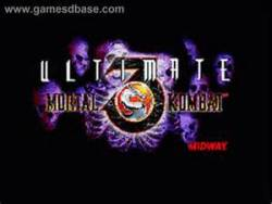 دانلود بازی Ultimate Mortal Kombat III