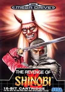 دانلود بازی Revenge of Shinobi برای اندروید