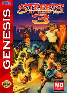 دانلود بازی Streets of Rage 3 برای اندروید
