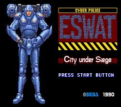 دانلود بازی ESWAT برای اندروید