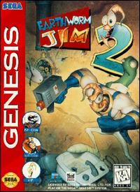 دانلود بازی EarthWorm Jim 2 برای اندروید