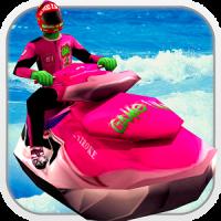 بازی سه بعدی جت اسکی ویژه اندروید ۳D JetSki Racing
