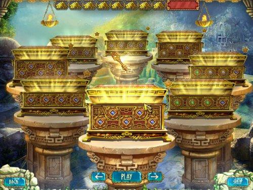 بازی گنجینه های مونت زوما Treasures of Montezuma 2 Free