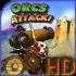 بازی حمله اورک های عصبانی ویژه اندروید Angry Orcs Attack