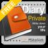 دانلود نرم افزار دفتر خاطرات شخصی – Private DIARY