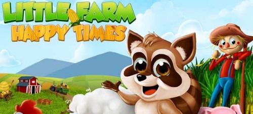 بازی اندرویدی مزرعه کوچک Little Farm: Happy Times