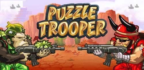 دانلود بازی پازل نظامی Puzzle Trooper – آندروید