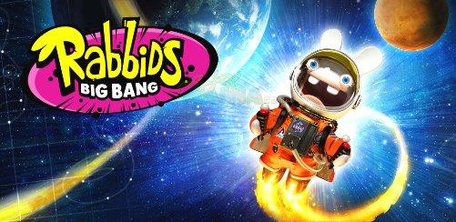 رابیدز ها در انفجار بزرگ بازی اندروید – Rabbids Big Bang