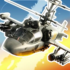 دانلود بازی هیجان انگیز هلیکوپتر C.H.A.O.S برای اندروید
